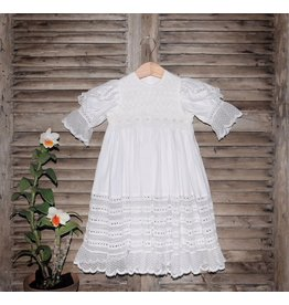 "Remember Nguyen Remember Nguyen White ""Brielle"" Dress"