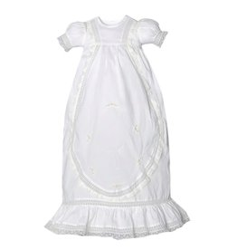 "Remember Nguyen Remember Nguyen ""Stacey"" Christening Gown"