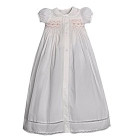 "Remember Nguyen Remember Nguyen ""Sunny"" Christening Gown Pink"