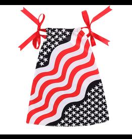 4th of July Stars & Stripes Dress