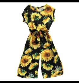 Long Sunflower Jumpsuit