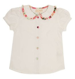 Bambiola Sienna Floral Cotton Blouse