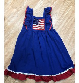 4th of July Flag Dress
