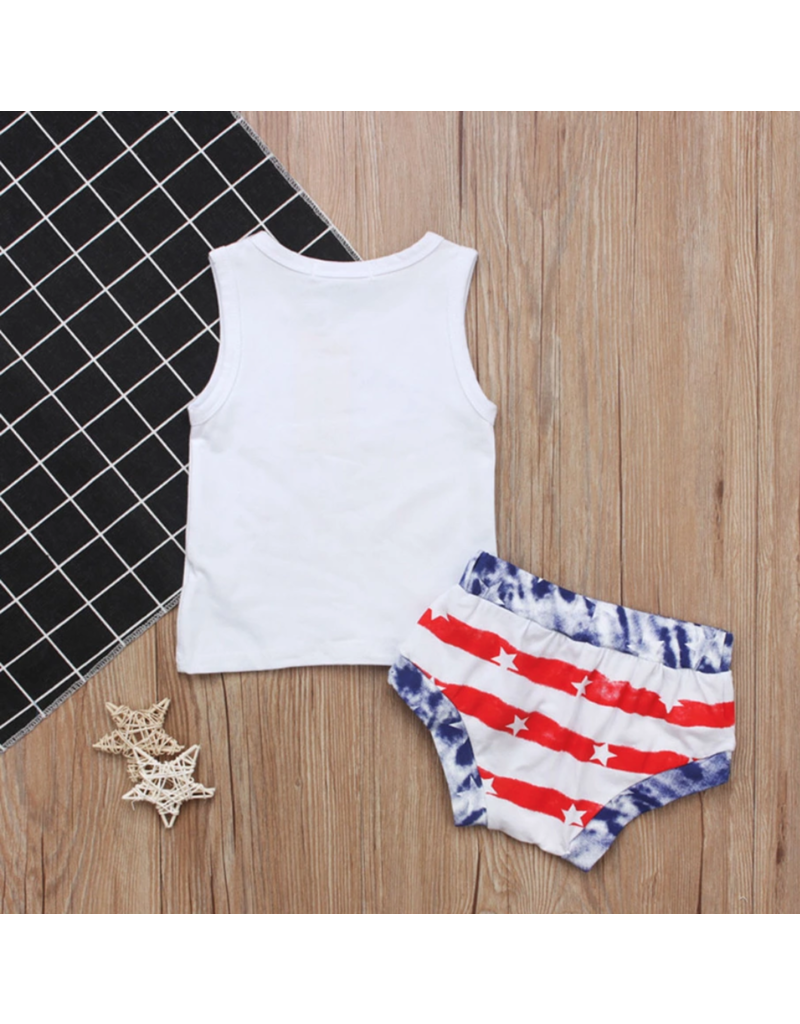 American Dude Boy's 4th of July Set