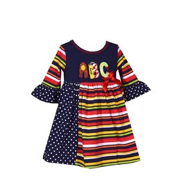 Bonnie Jean ABC School Dress