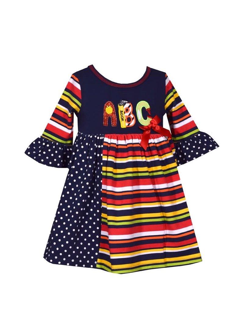 Bonnie Jean ABC School Dress
