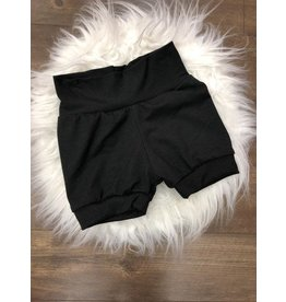 Jena Bug Baby Boutique Black Jogger Shorts