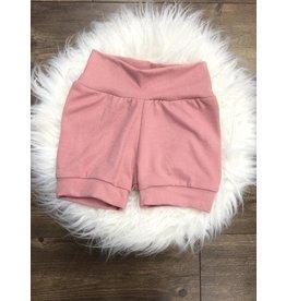 Jena Bug Baby Boutique Light Mauve Jogger Shorts