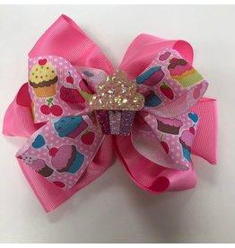 Cupcake Center Bows