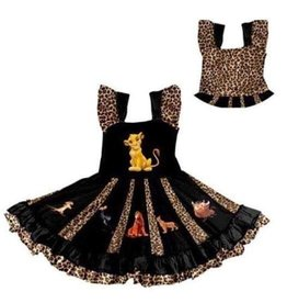 Lion King Twirl Dress