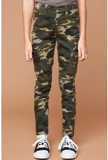 Hayden Los Angeles Camo Cargo Skinny Jeans