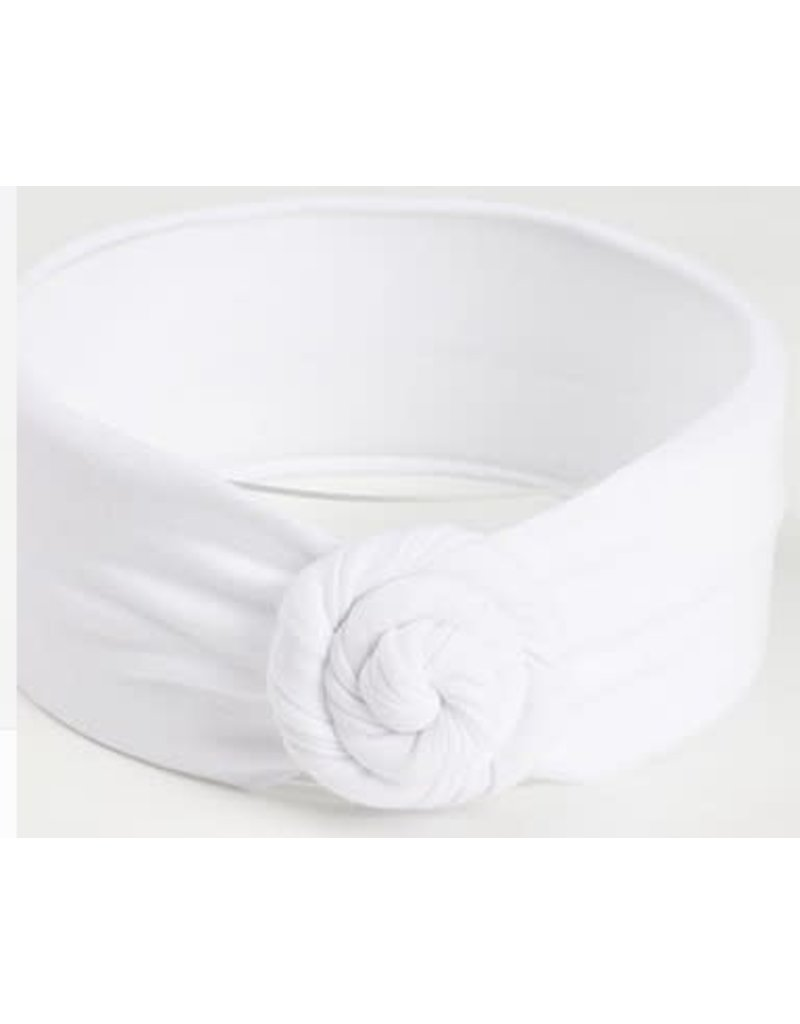 Princess Knotted Knit Headband