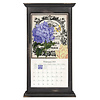 Black Vertical Wall Calendar Frame