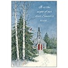 Church in the Pines Boxed Christmas Cards