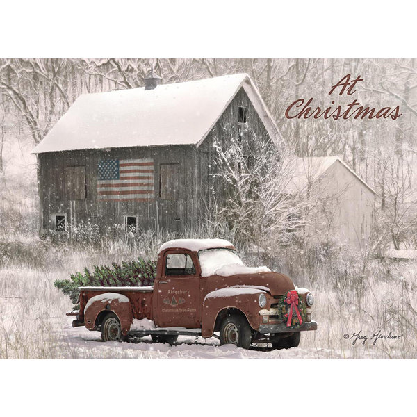 Legacy Christmas on the Farm Boxed Christmas Cards