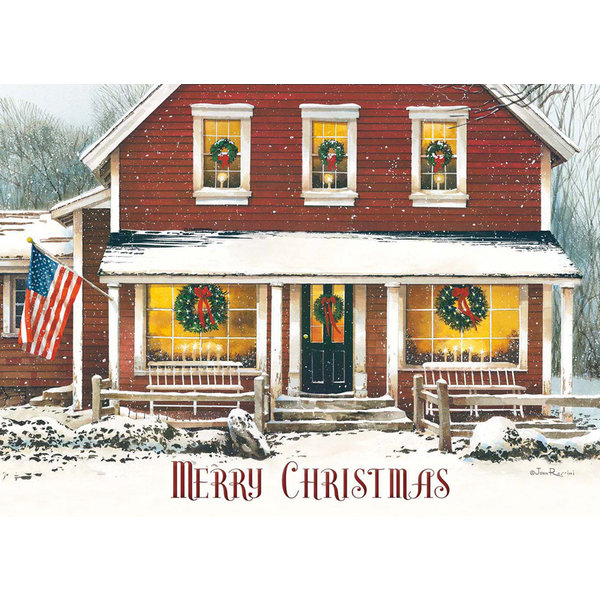Legacy Country Christmas Boxed Christmas Cards