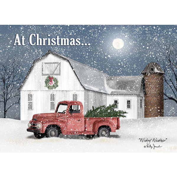 Legacy Wintry Weather Boxed Christmas Cards