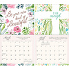 Blessed Wall Calendar 2022 - with Scripture