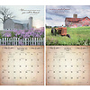 Land of Blessings Wall Calendar 2022 - with Scripture