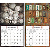 Words to Live By Wall Calendar 2022