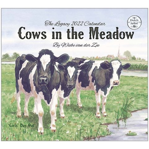 Cows in the Meadow 2022