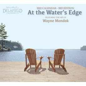 Delafield Calendars At the Water's Edge 2022