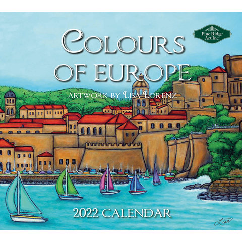 Colours of Europe 2022