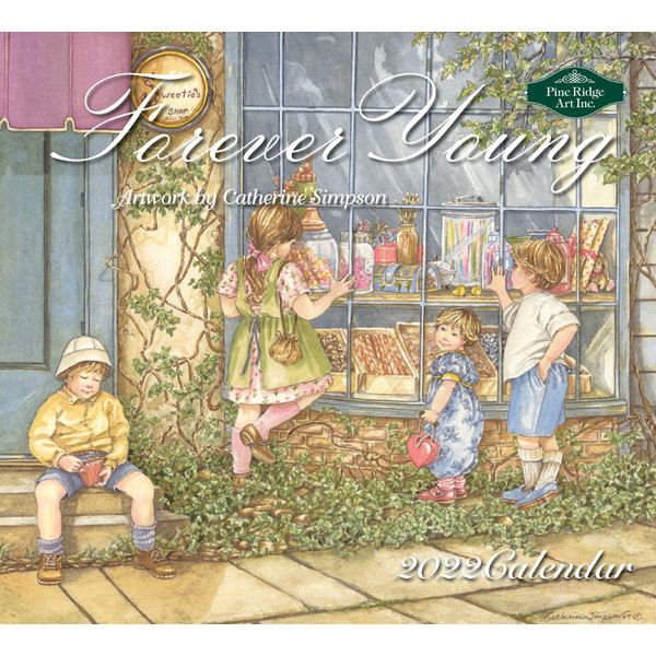 Forever Young 2022  wall calendar