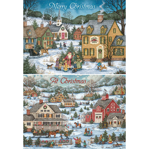 Country Village Christmas