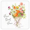 Home Sweet Home coaster set