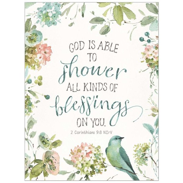 Legacy All Kind of Blessings Note Card Set with Scripture
