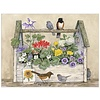 Toolbox and Birds Note Card Set  - Copy - Copy
