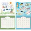 Everyday Beauty Wall Calendar 2022