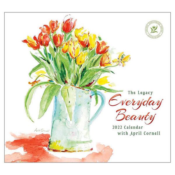 Legacy Everyday Beauty Wall Calendar 2022