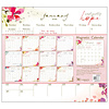 Be Still 2022 magnetic calendar pad with Scripture -