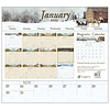 The Road Home 2022 magnetic calendar pad