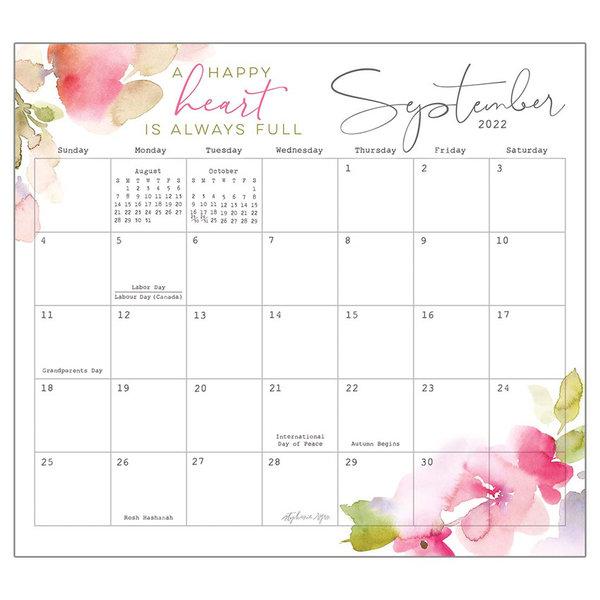Legacy Gratitude 2022 magnetic calendar pad