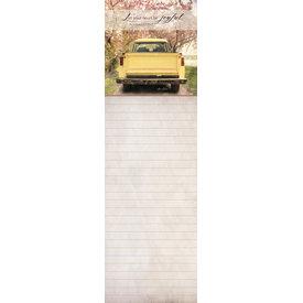 Legacy Yellow Truck