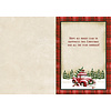 Christmas Truck Boxed Christmas Cards