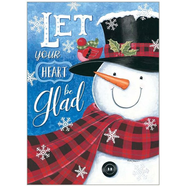 Legacy Let it Snow Boxed Christmas Cards