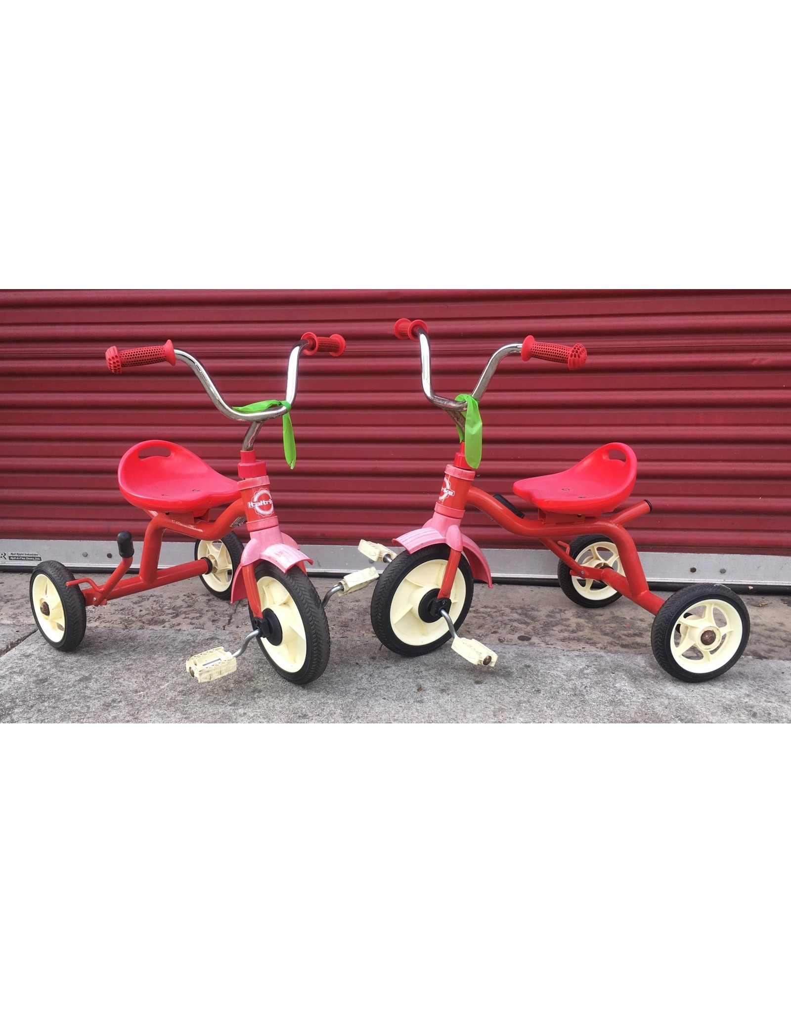 ItalTrike ItalTrike Tricycle, Red