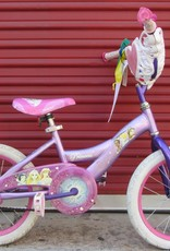 Huffy Huffy Princess, Purple & Pink with Basket, 16 Inch