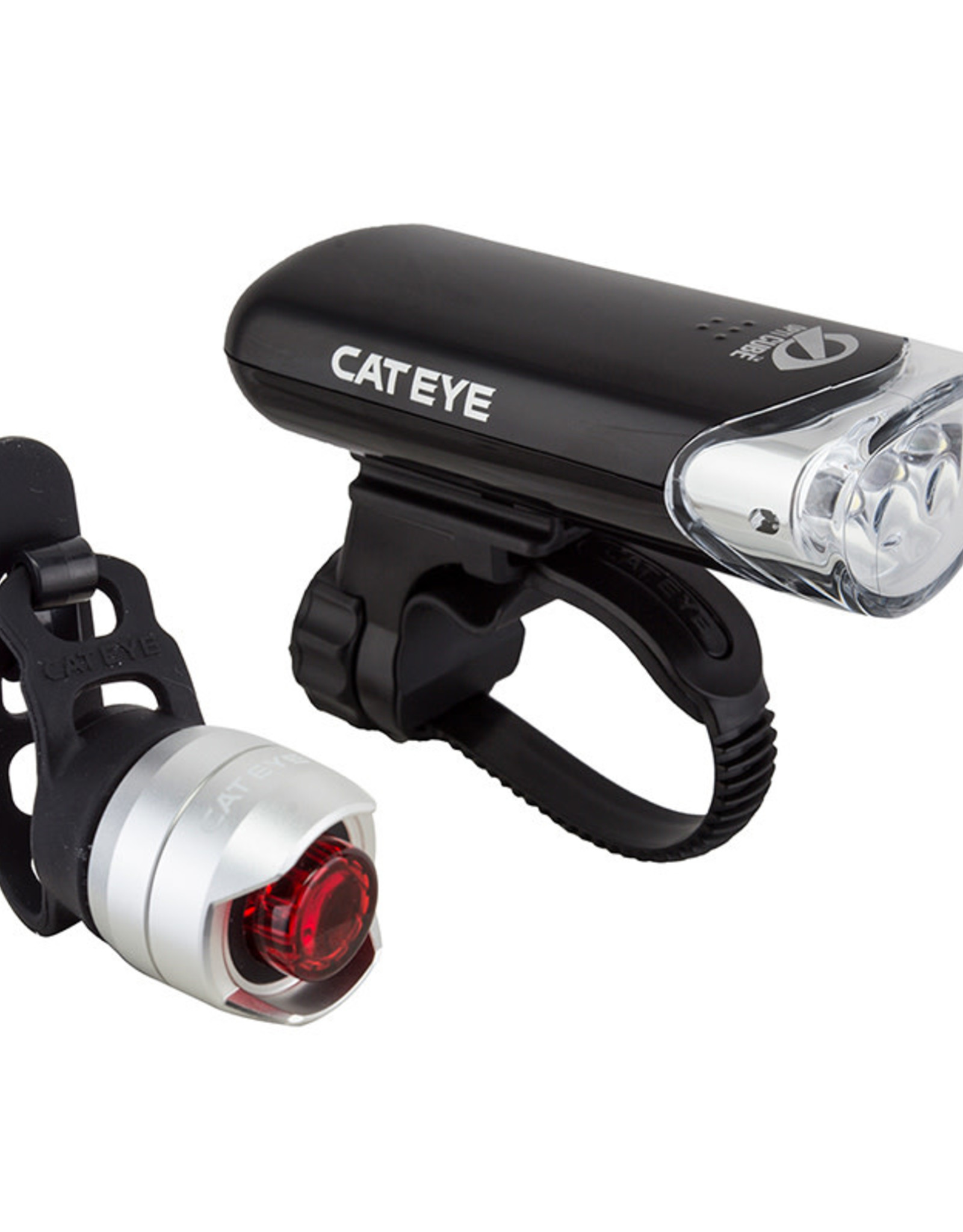 CATEYE Cateye Combo Light Set HL-EL135N SL-LD160-R ORB  Black