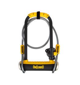 ONGUARD OnGuard 8005 Pitbull U-Lock w Cable