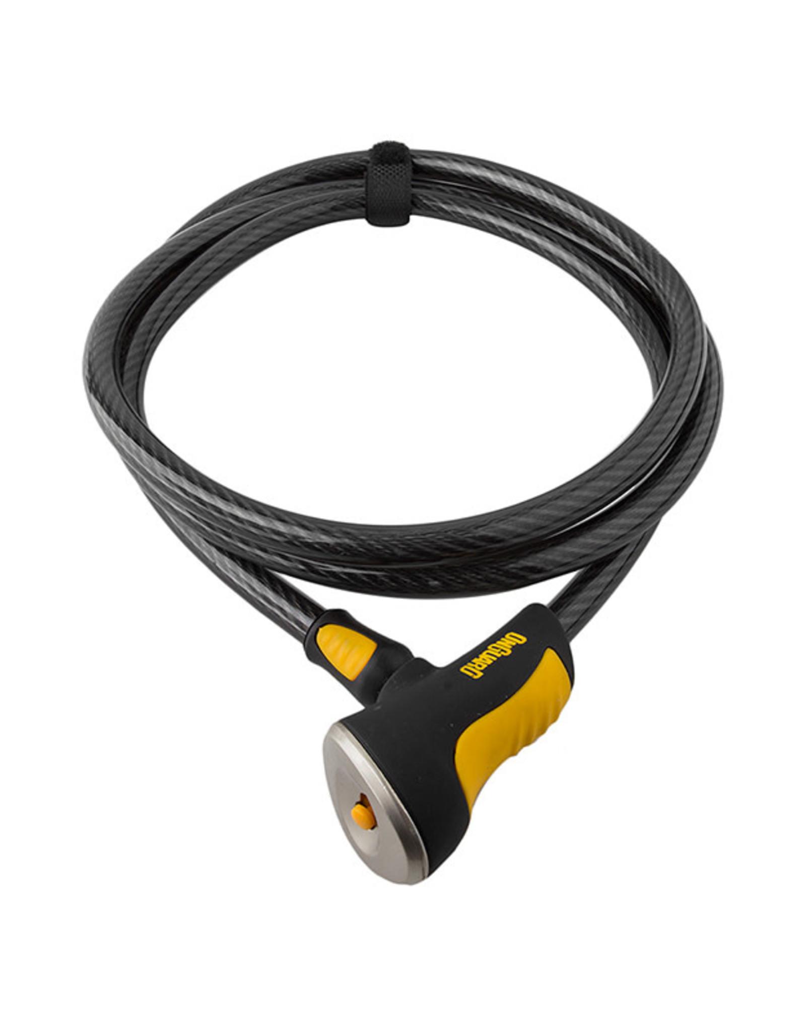 ONGUARD OnGuard Akita 8040 Key Lock 6-FOOT 12mm