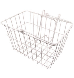 WALD PRODUCTS Wald 133 Lift-Off Basket White