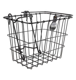 WALD PRODUCTS Wald 133 Lift-Off Basket Black