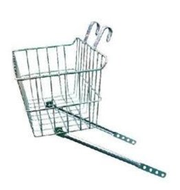 WALD PRODUCTS Wald 151 Front Drop Top Basket