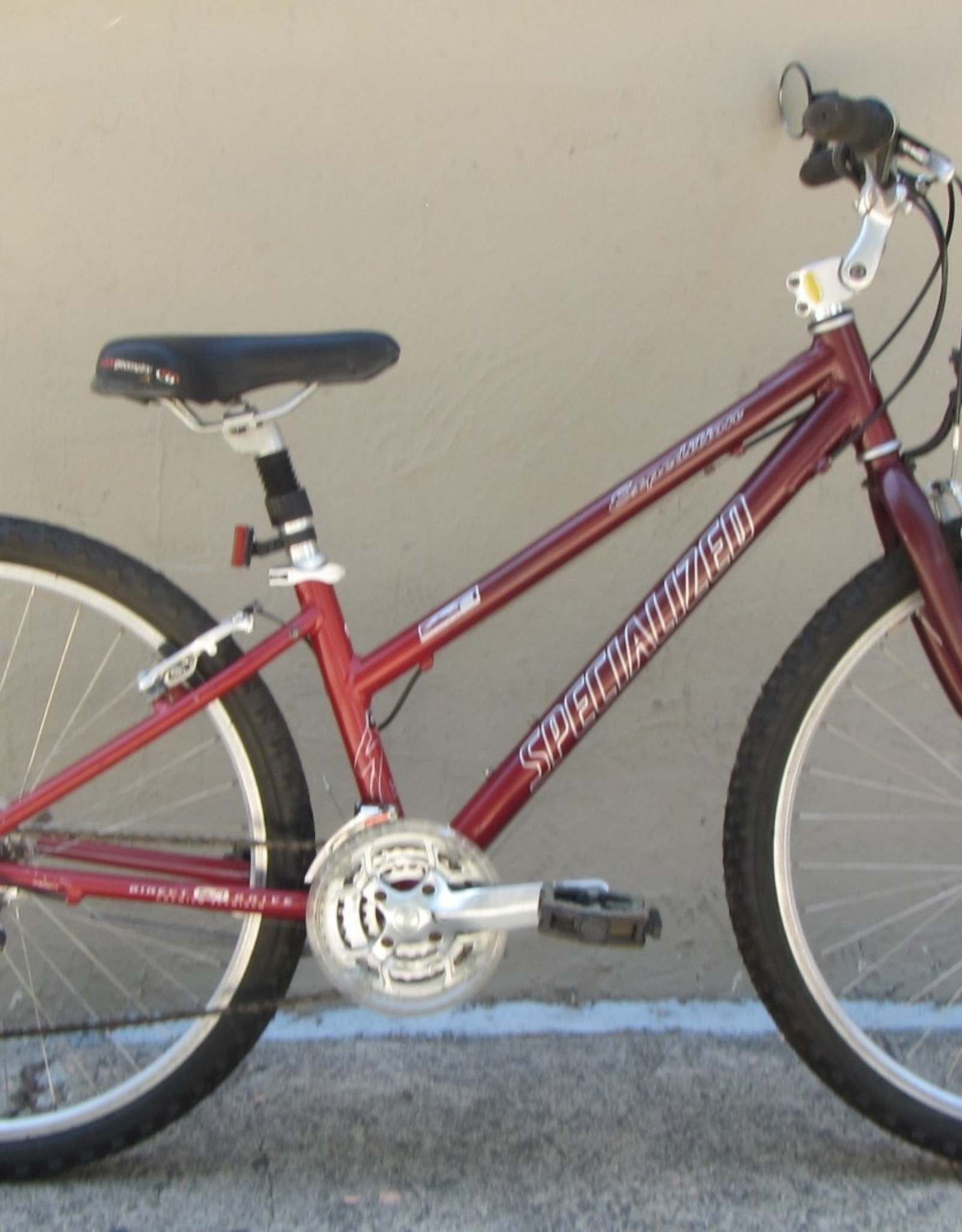 Specialized Specialized Expedition Hybrid, 13.5 Inches, Red, 2001