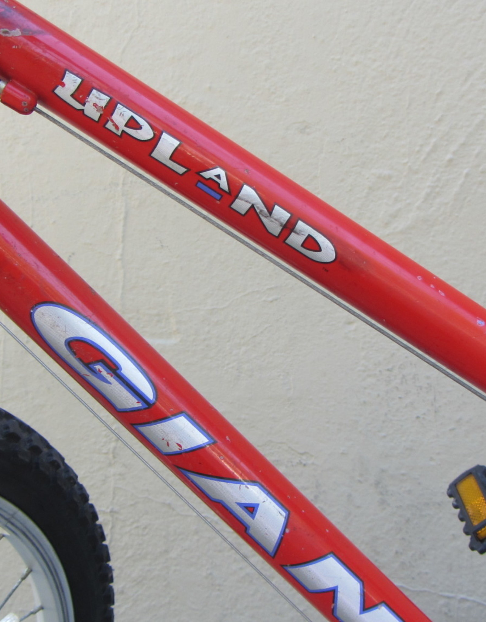 Giant Giant Upland Vintage Mountain, 1997, Red, 16 Inch (Small)